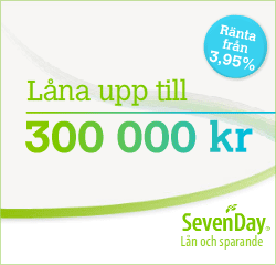 SevenDay Finans privatlån