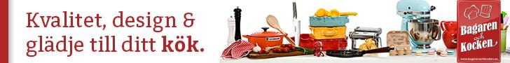 Annons Bagaren och kocken