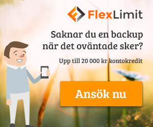 FlexLimit snabblån